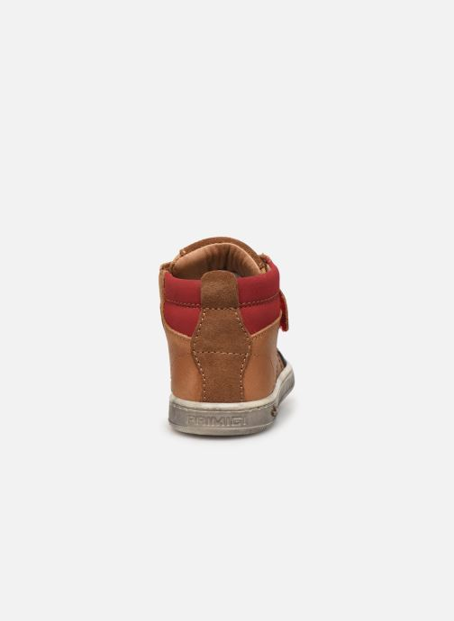 Trainers Primigi PLK 44040 Brown view from the right