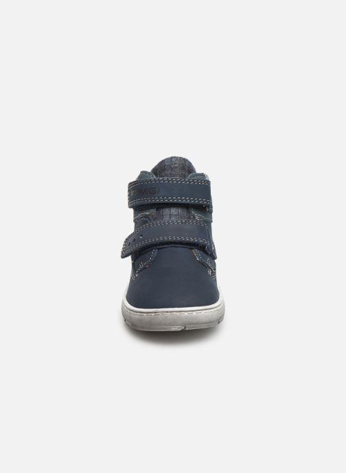 Baskets Primigi PAW 44136 Bleu vue portées chaussures
