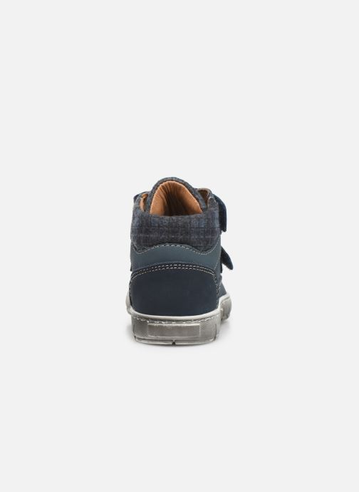 Trainers Primigi PAW 44136 Blue view from the right