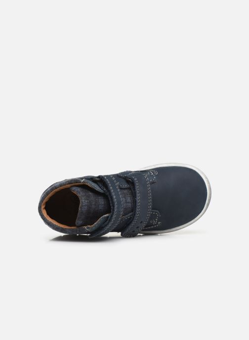 Trainers Primigi PAW 44136 Blue view from the left