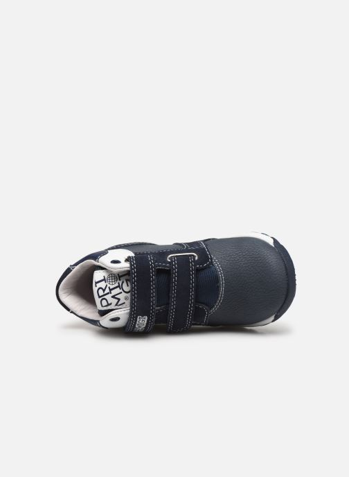 Sneakers Primigi PBJ 44514 Blauw links