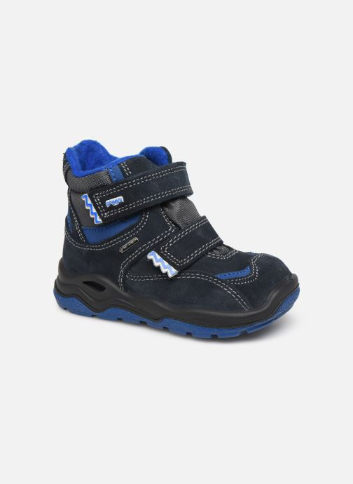 Chaussures de sport Primigi PGY GTX 43696 Bleu vue détail/paire