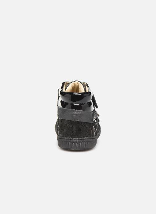 Baskets Primigi PTF 44324 Noir vue droite