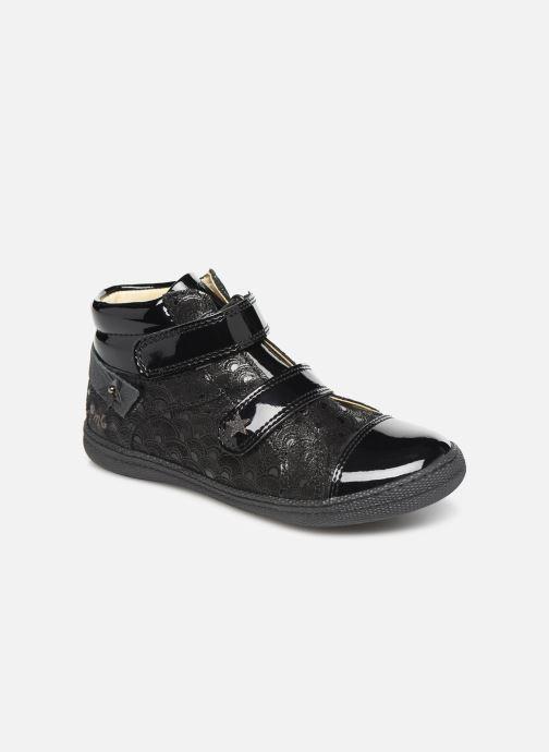 Sneakers Primigi PTF 44324 Sort detaljeret billede af skoene