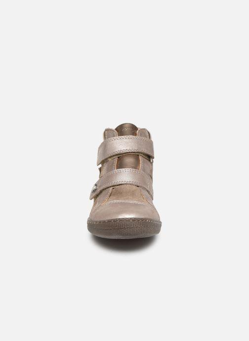 Baskets Primigi PTF 44324 Beige vue portées chaussures