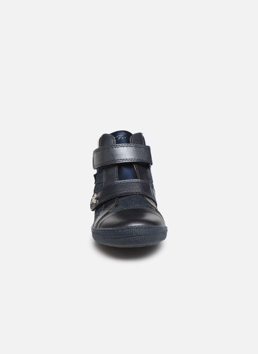 Baskets Primigi PTF 44324 Bleu vue portées chaussures