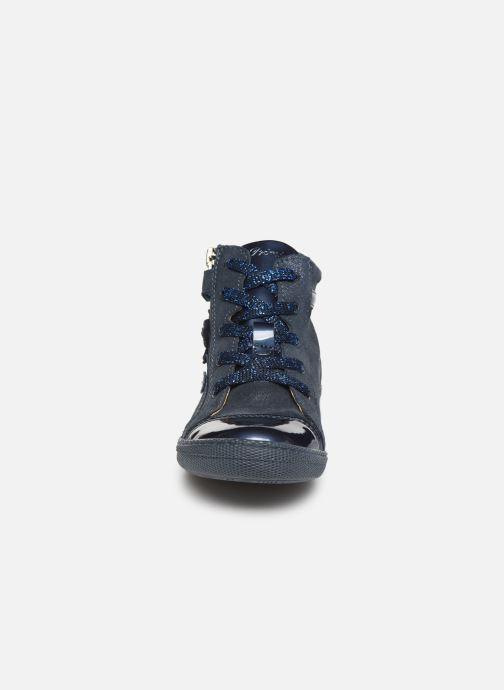 Baskets Primigi PTF 44323 Bleu vue portées chaussures