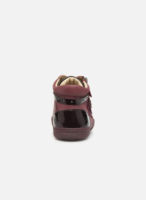 Baskets Primigi PTF 44323 Violet vue droite
