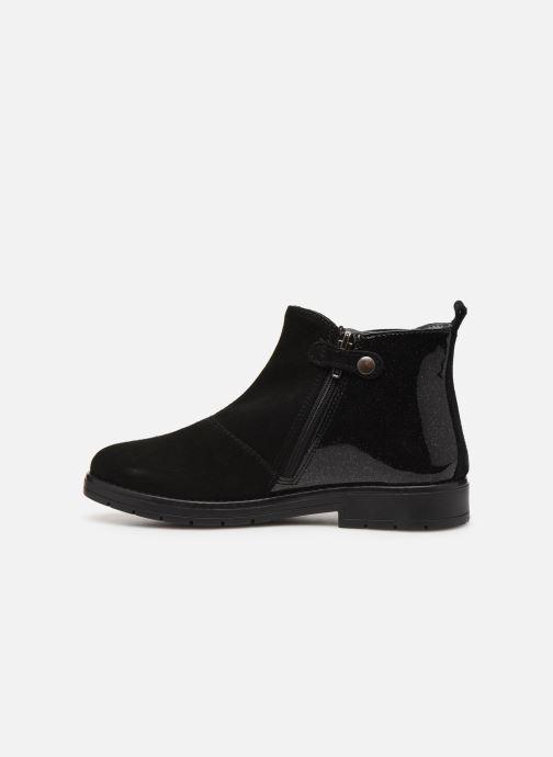 Boots en enkellaarsjes Primigi PRY 44417 Zwart voorkant