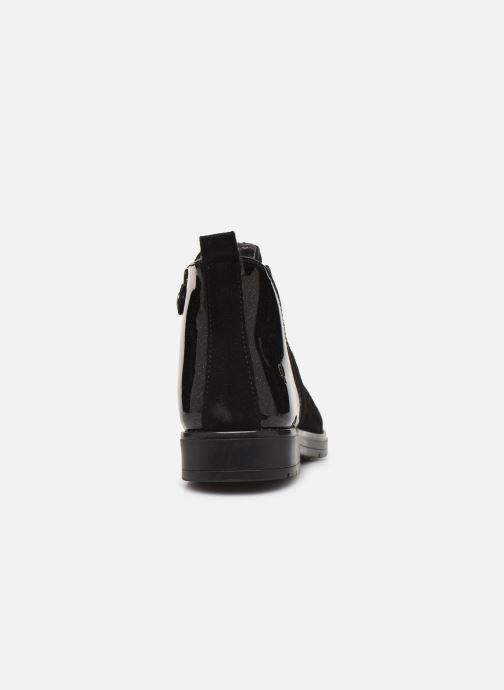 Stiefeletten & Boots Primigi PRY 44417 schwarz ansicht von rechts
