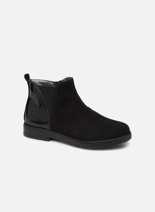 Ankle boots Primigi PRY 44417 Black detailed view/ Pair view