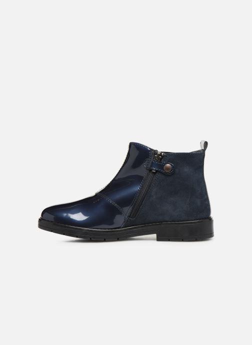 Ankle boots Primigi PRY 44417 Blue front view