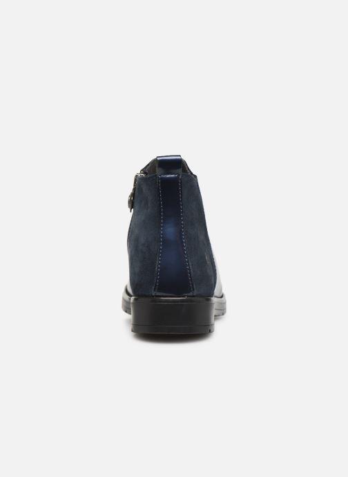 Boots en enkellaarsjes Primigi PRY 44417 Blauw rechts