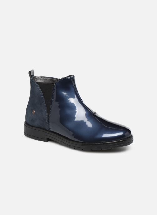Ankle boots Primigi PRY 44417 Blue detailed view/ Pair view
