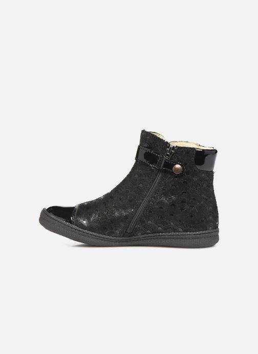 Bottines et boots Primigi PTF 44325 Noir vue face