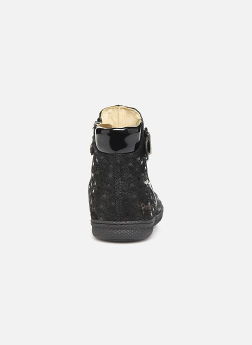 Bottines et boots Primigi PTF 44325 Noir vue droite
