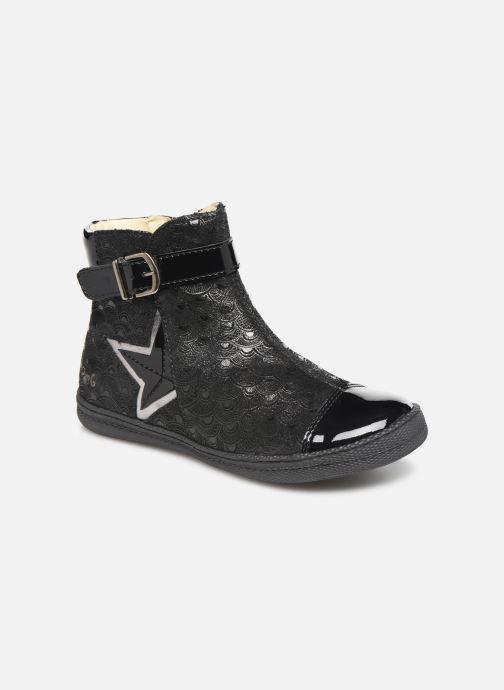 Bottines et boots Primigi PTF 44325 Noir vue détail/paire