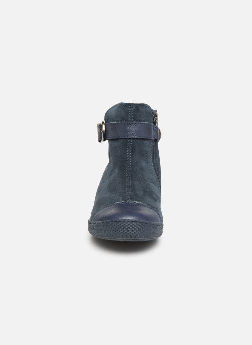 Bottines et boots Primigi PTF 44325 Bleu vue portées chaussures