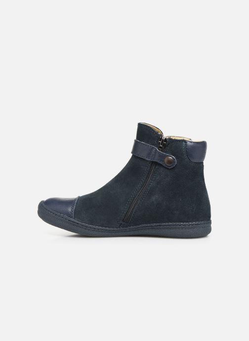 Bottines et boots Primigi PTF 44325 Bleu vue face