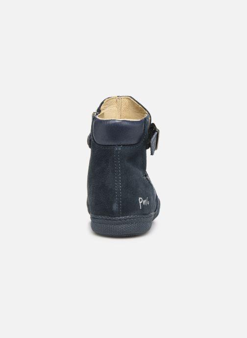 Bottines et boots Primigi PTF 44325 Bleu vue droite