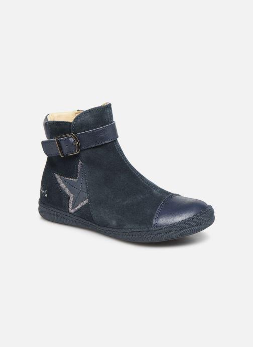 Bottines et boots Primigi PTF 44325 Bleu vue détail/paire