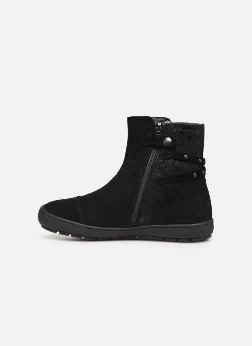 Ankle boots Primigi PTY GTX 44374 Black front view