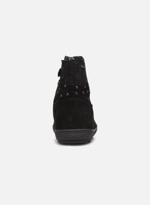 Bottines et boots Primigi PTY GTX 44374 Noir vue droite