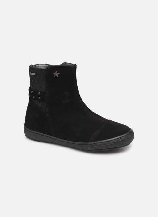 Ankle boots Primigi PTY GTX 44374 Black detailed view/ Pair view