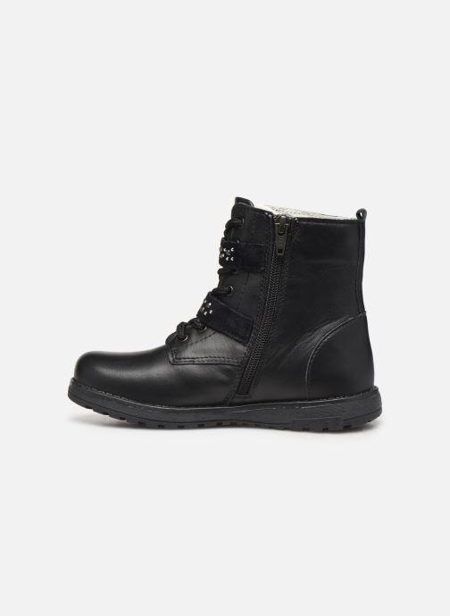 Ankle boots Primigi PCA 44108 Black front view
