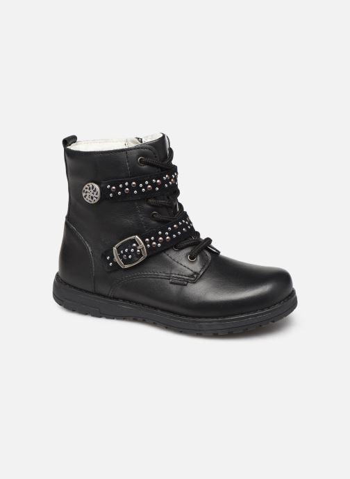 Ankle boots Primigi PCA 44108 Black detailed view/ Pair view