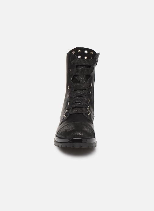 Stiefeletten & Boots Primigi PGM 44405 schwarz schuhe getragen