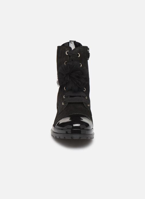 Bottines et boots Primigi PGM 44406 Noir vue portées chaussures