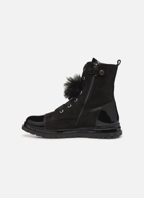 Ankle boots Primigi PGM 44406 Black front view