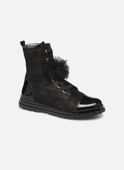 Ankle boots Primigi PGM 44406 Black detailed view/ Pair view