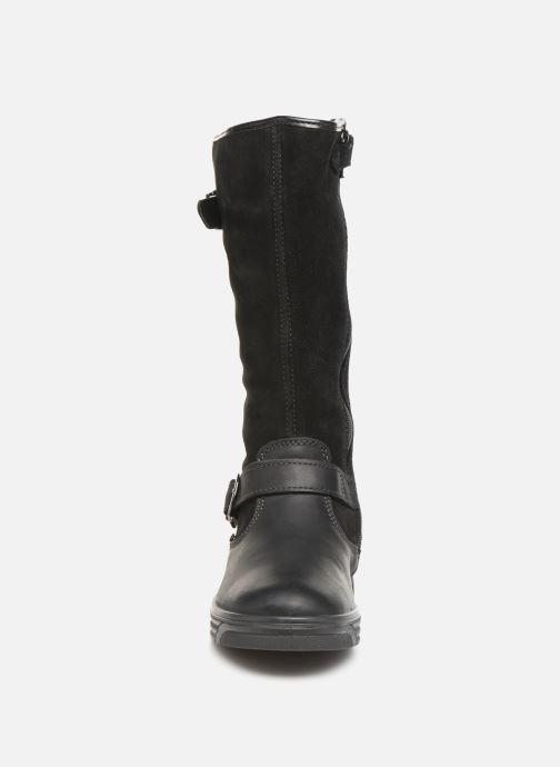 Stiefel Primigi PCY GTX 43741 schwarz schuhe getragen