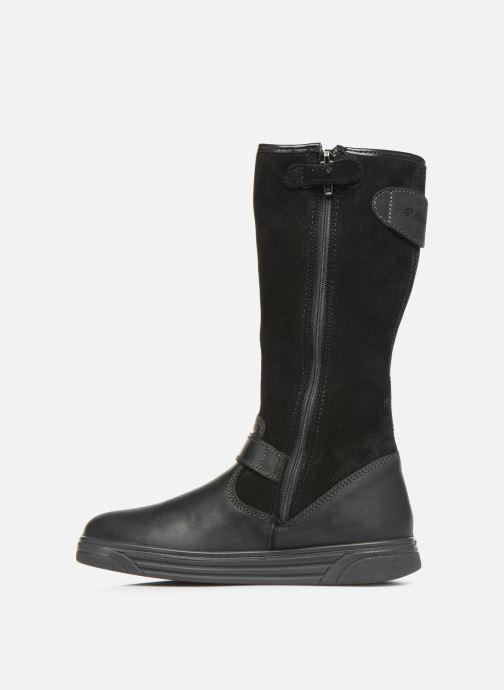Stiefel Primigi PCY GTX 43741 schwarz ansicht von vorne
