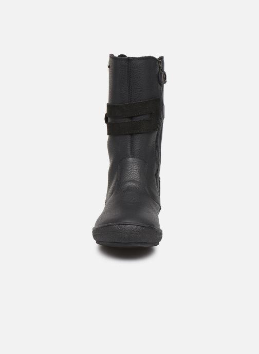 Bottes Primigi PTY GTX 44371 Noir vue portées chaussures