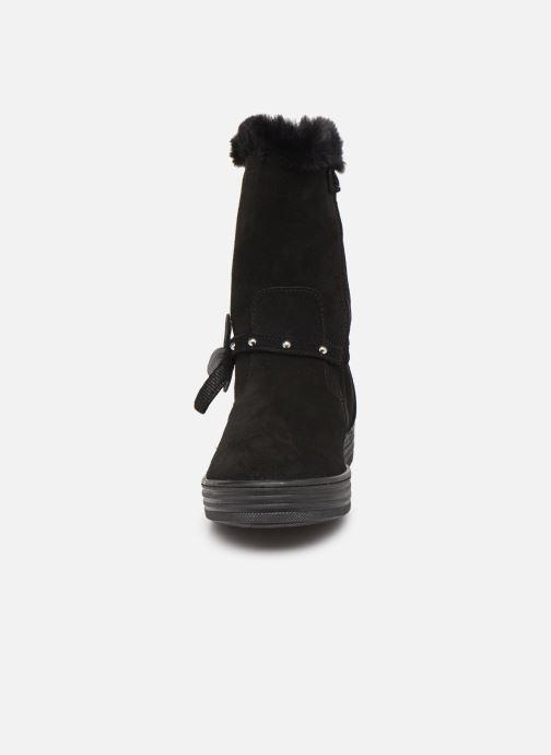 Bottes Primigi PSA 44339 Noir vue portées chaussures