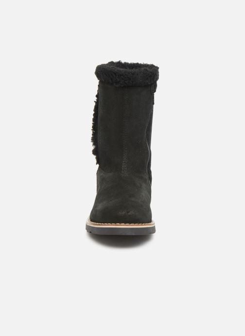 Bottes Primigi PTE GTX 44221 Noir vue portées chaussures