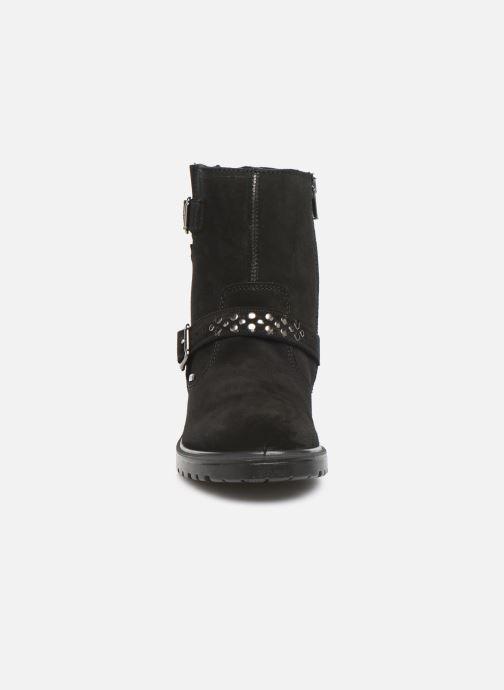 Stiefeletten & Boots Primigi PHR GTX 43774 schwarz schuhe getragen
