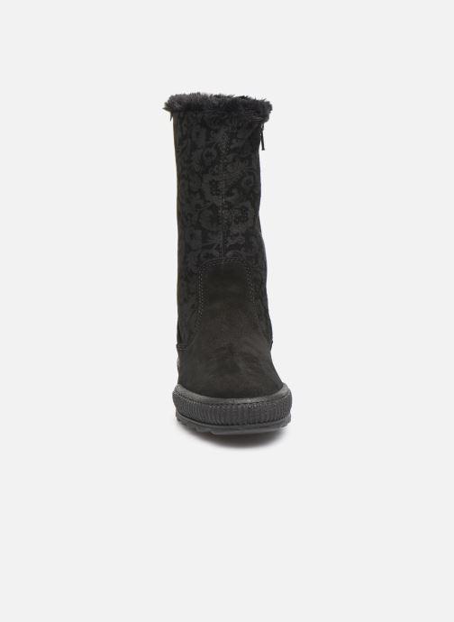 Bottes Primigi PLI GTX 43799 Noir vue portées chaussures