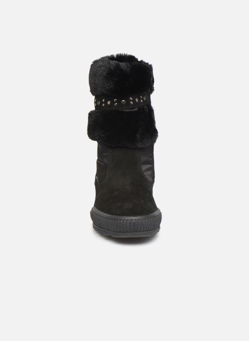 Bottes Primigi PLI GTX 43801 Noir vue portées chaussures