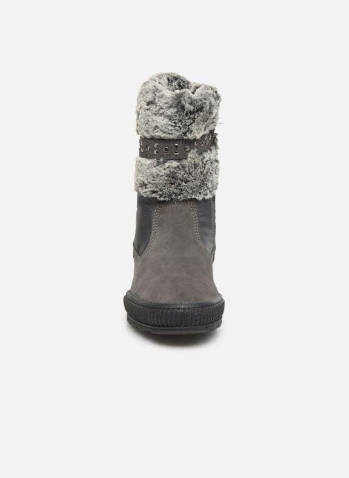 Bottes Primigi PLI GTX 43801 Gris vue portées chaussures
