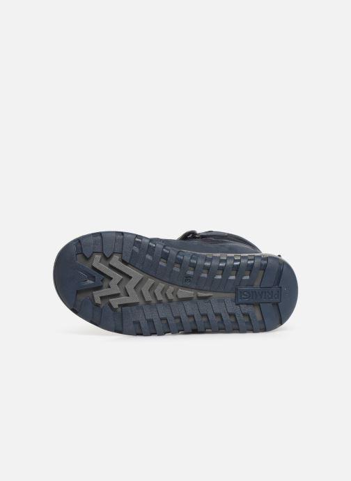 Chaussures de sport Primigi PTC GTX 44360 Bleu vue haut