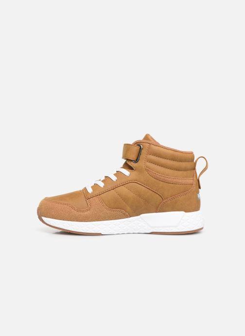 Sneaker Primigi PME 44571 braun ansicht von vorne