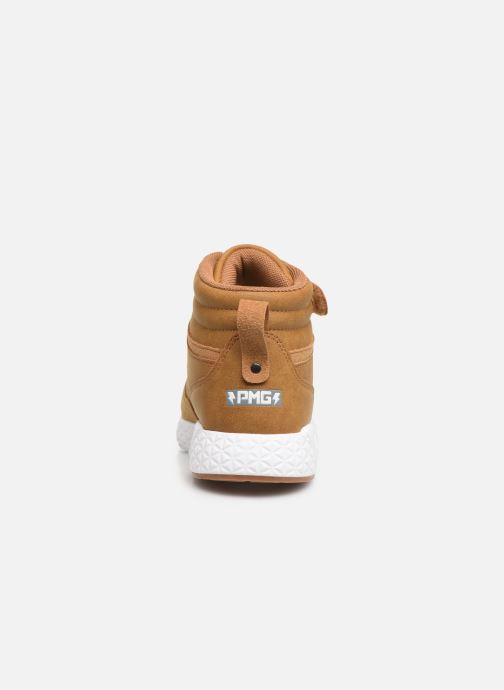Sneaker Primigi PME 44571 braun ansicht von rechts