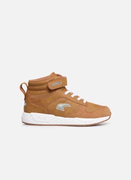 Sneaker Primigi PME 44571 braun ansicht von hinten
