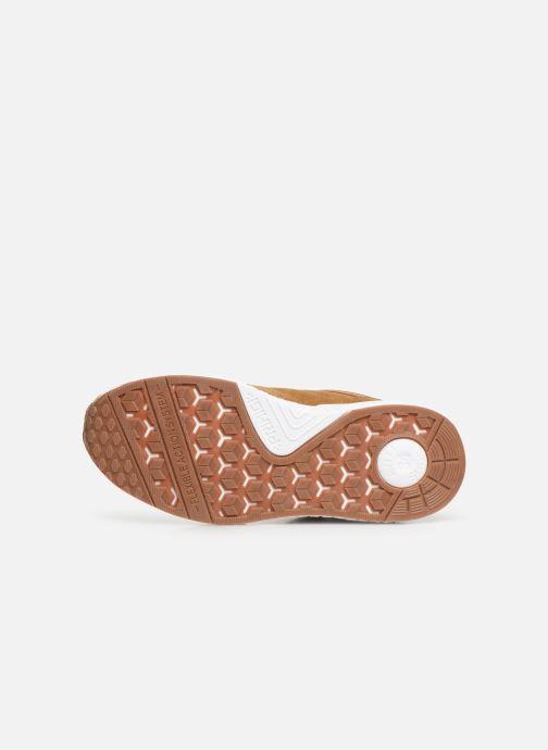 Sneaker Primigi PME 44571 braun ansicht von oben