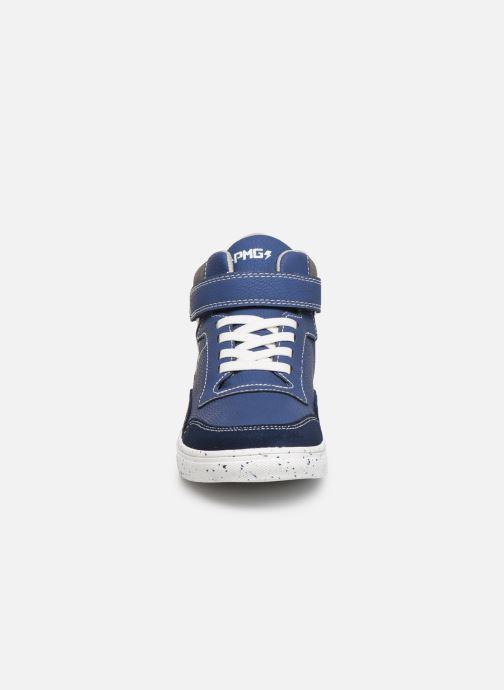 Baskets Primigi PRS 44561 Bleu vue portées chaussures