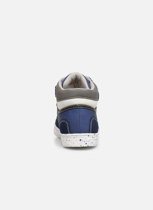 Baskets Primigi PRS 44561 Bleu vue droite